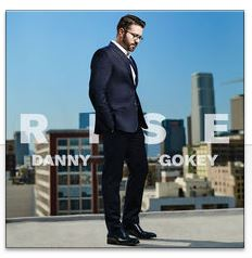 Cover art for Danny Gokey's new album,