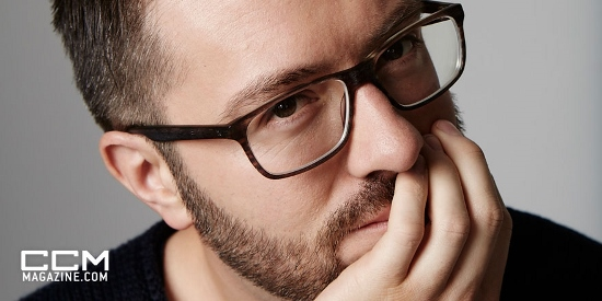 Danny Gokey close up for CCM Magazine story