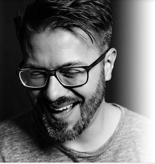 Rise Photoshoot Danny Gokey Laughing