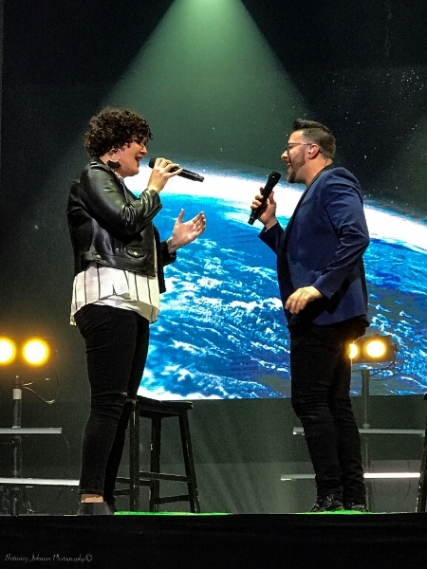 Danny Gokey sings Better Than I Found It with Meagan