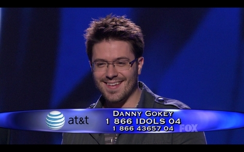 Vote for Danny Gokey on Idol