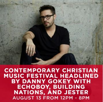 Indiana State Fair hosts Danny Gokey