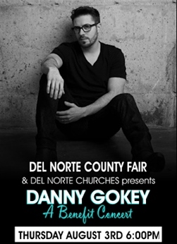 Danny Gokey Del Norte County Fair