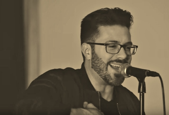 Danny Gokey performs his song Slow Down
