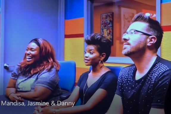 Mandisa, Jasmine Murray and Danny Gokey AI Parody