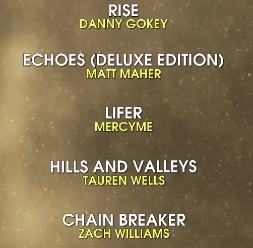 Rise nominated for CAC Grammy